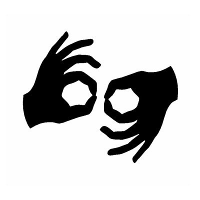 Image result for auslan symbol