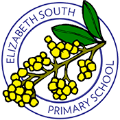 elizabeth south primary school logo